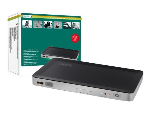 Ver DIGITUS HDMI switch DS 45300
