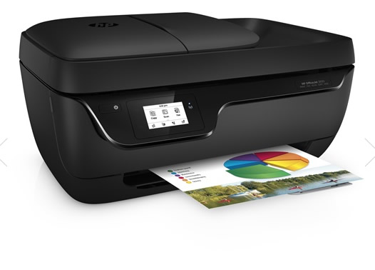 Ver HP OfficeJet 3833