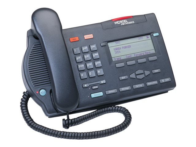 Ver Nortel Meridian M3903 Enhanced
