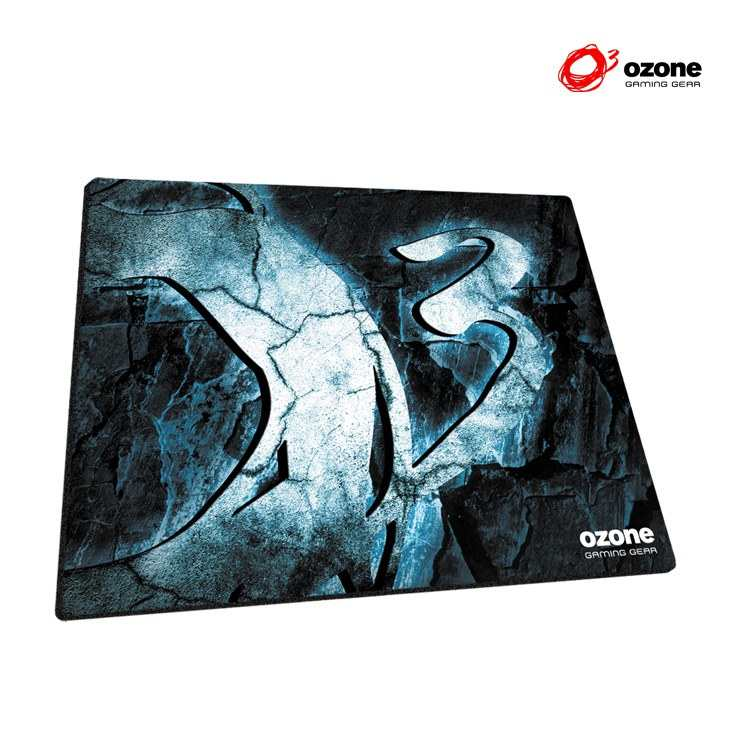 Alfombrilla Gaming Ozone Rock Blue Edition