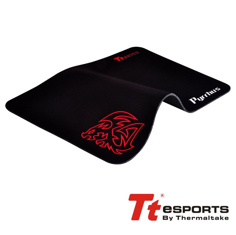 Alfombrilla Gaming Tt Esports Pyrrhus Colossal 2mm