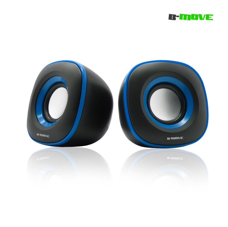 Altavoces B-move 20 B-blast Color Azul
