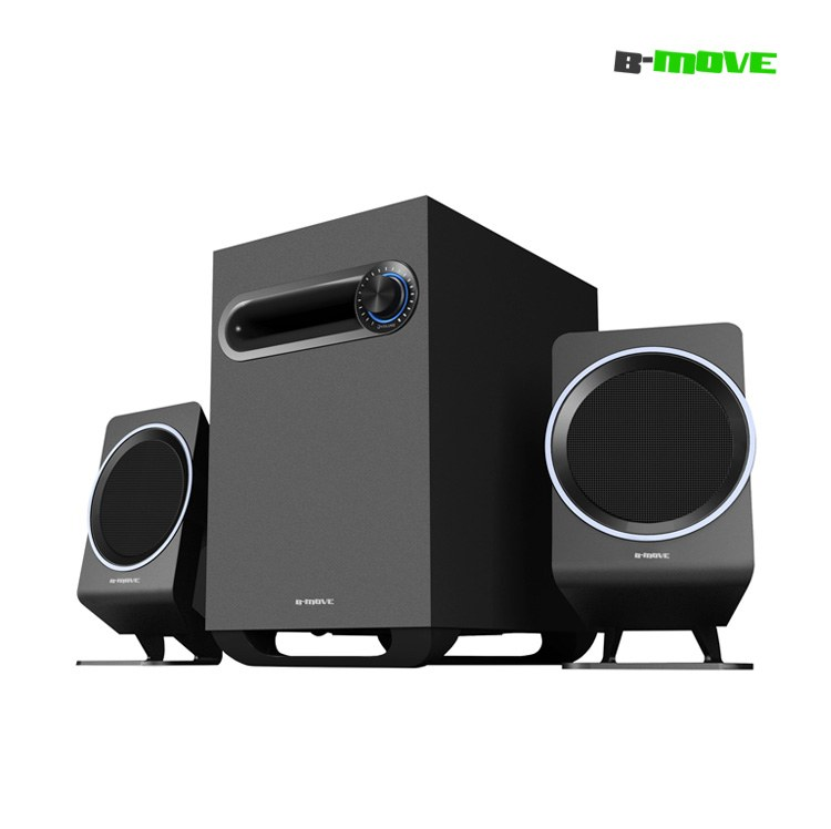 Altavoces B-move Multimedia 21 B-blast 2110