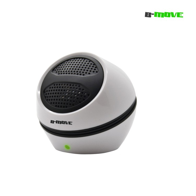 Ver Altavoz B-MOVE B-Blast Mini Blanco Portatil