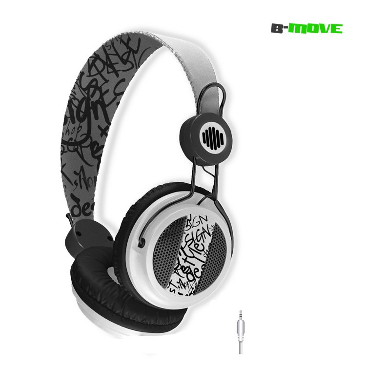 Auricular B-move Sound Wave Blanconegro   Micro