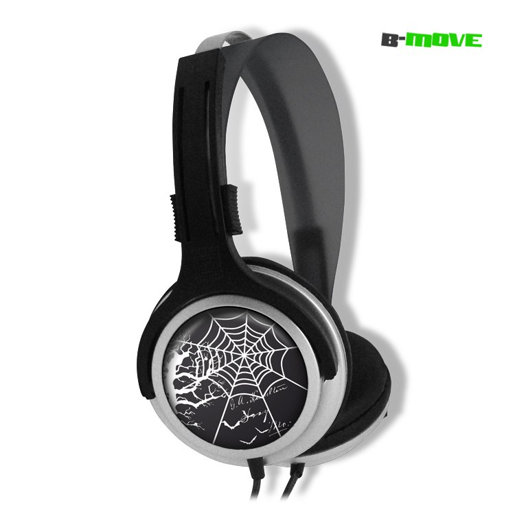 Ver Auricular B-Move Eighty Series SpiderWeb   Mic