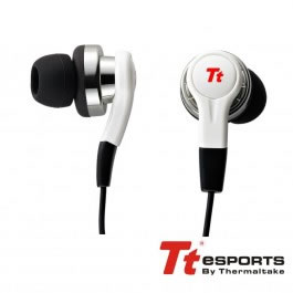 Auriculares Isurus In Ear Blanco Jack 35mm