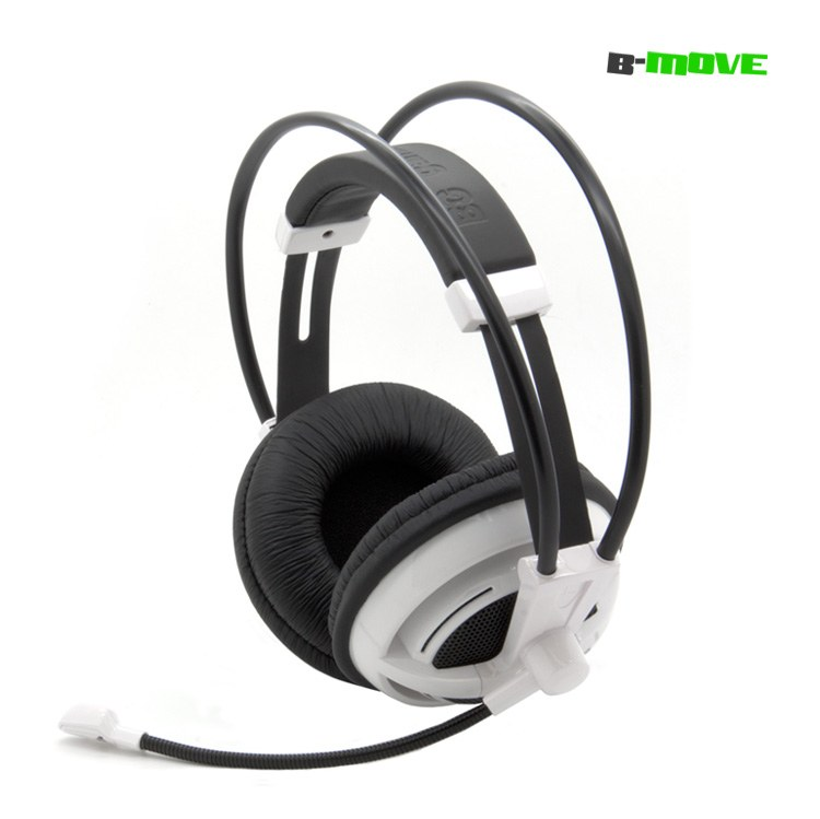 Auriculares Gaming B-move Air Force Xbox360 Blanco