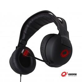 Auriculares Gaming Ozone Oxid Microfono Retractil