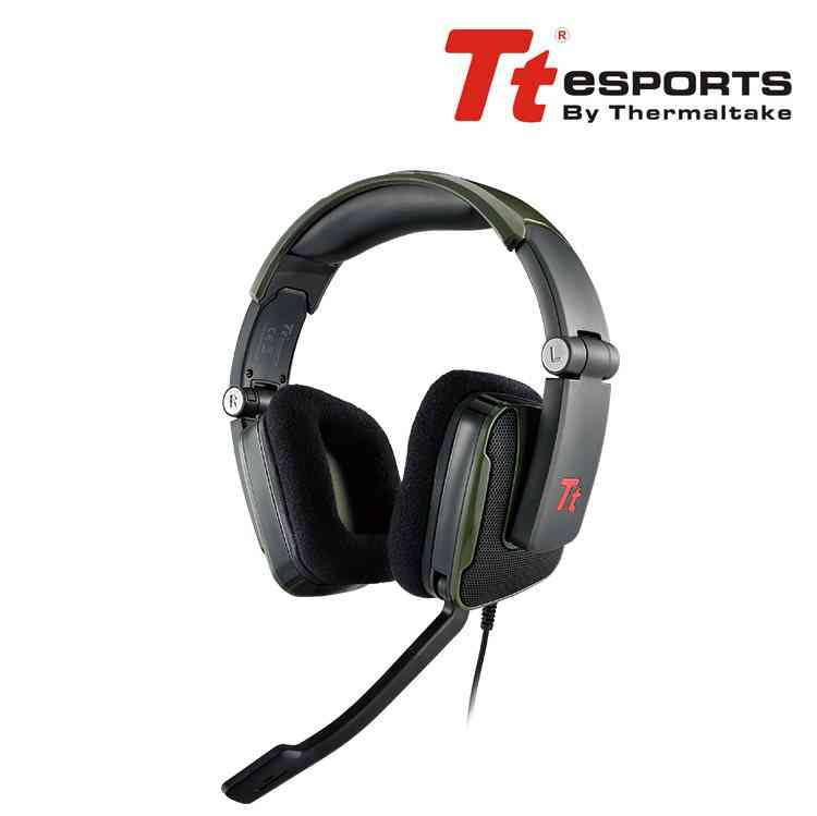 Auriculares Gaming Tt Esports Shock Battle Edition