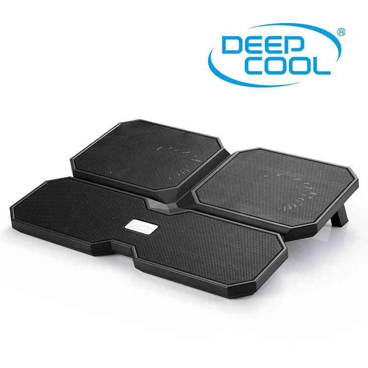 Base Portatil Deepcool Multi Core X6 2x14cm  2x10