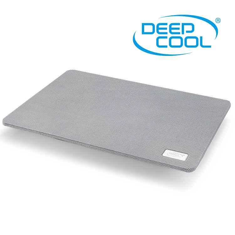 Base Portatil Deepcool N1 Slim Blanco Vent 1x18cm