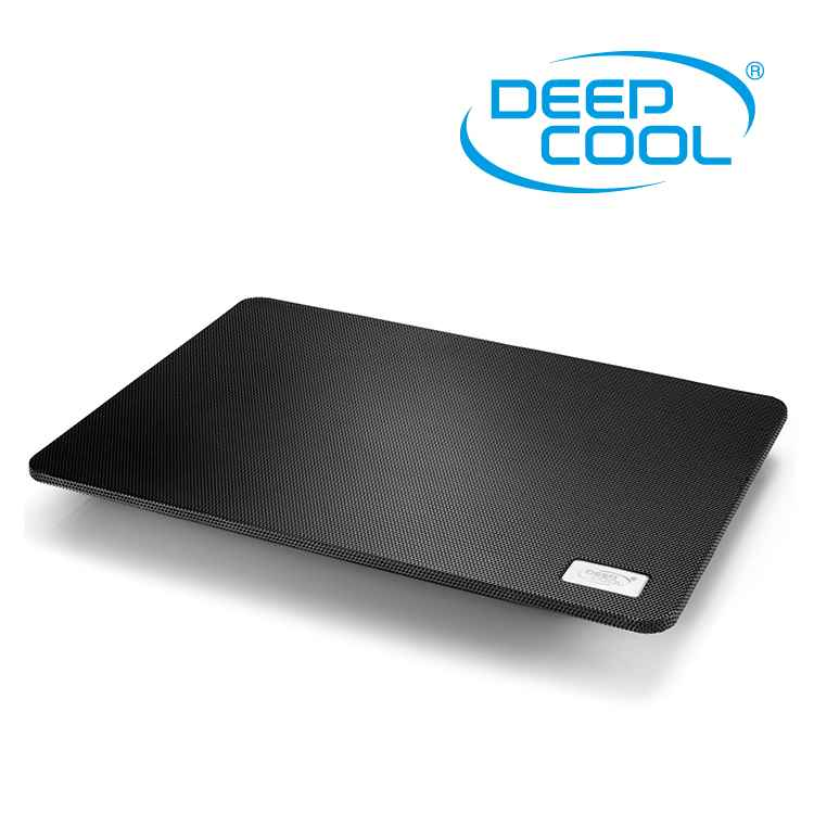 Base Portatil Deepcool N1 Slim Negro Vent 1x18cm