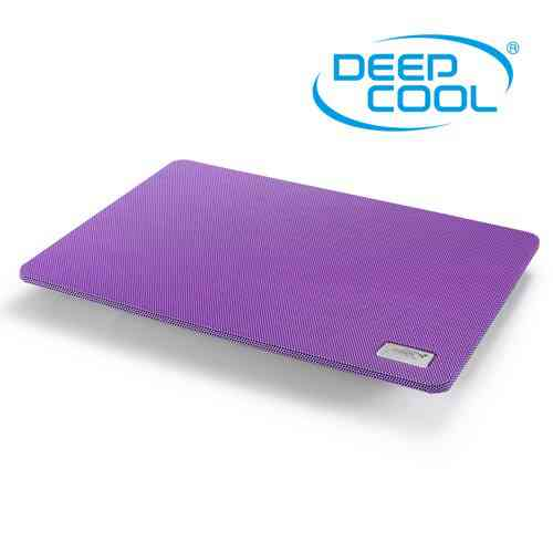Base Portatil Deepcool N1 Slim Purpura Vent 1x18c