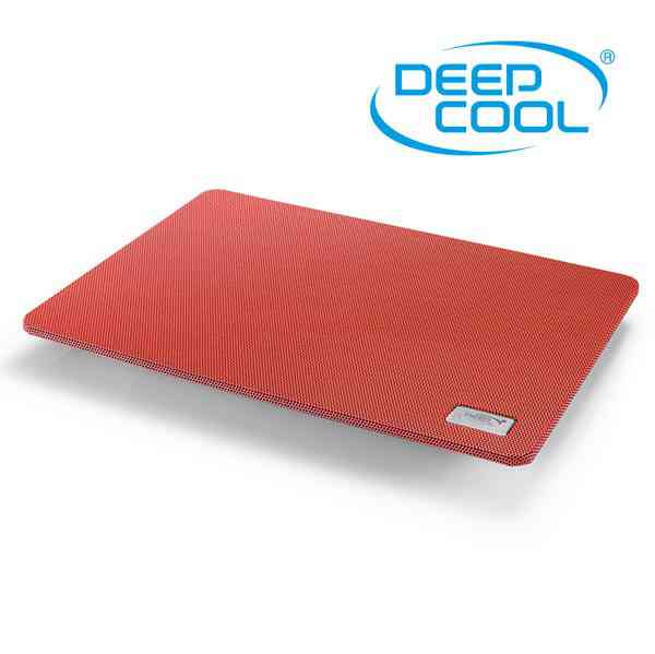 Base Portatil Deepcool N1 Slim Rojo Vent 1x18cm