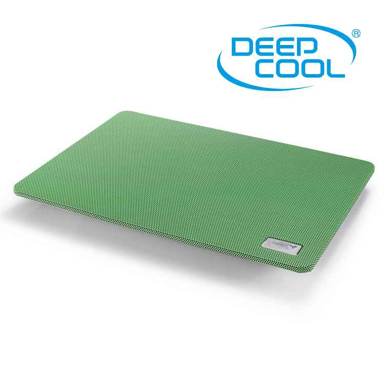 Base Portatil Deepcool N1 Slim Verde Vent 1x18cm