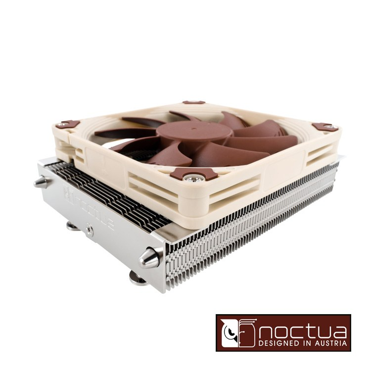 Cooler Cpu Noctua Nh-l9a Low Profile Socket Amd