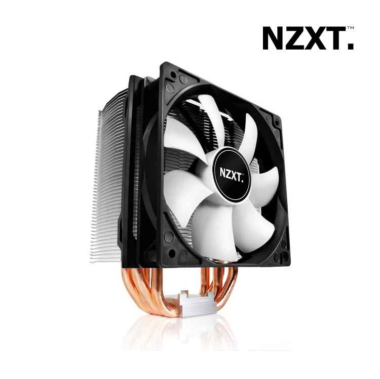 Cooler Cpu Nzxt Respire T40 Multisocket 1x12cm