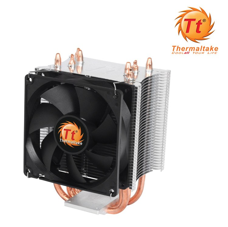 Cooler Cpu Thermaltake Contac 21 Pwm Multisocket