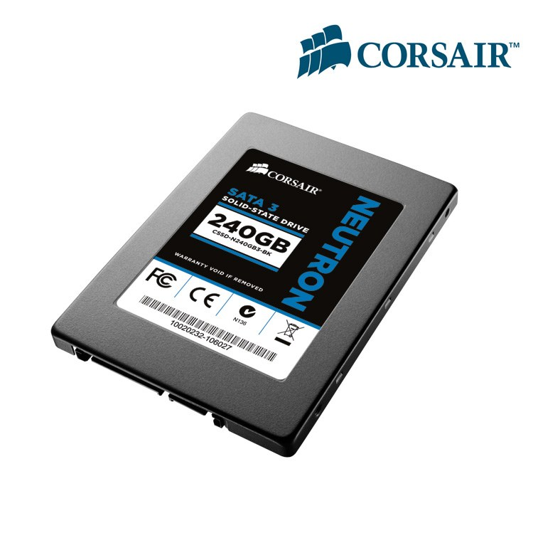 Disco Duro Maestro Ssd Corsair Neutron 240gb Sata3
