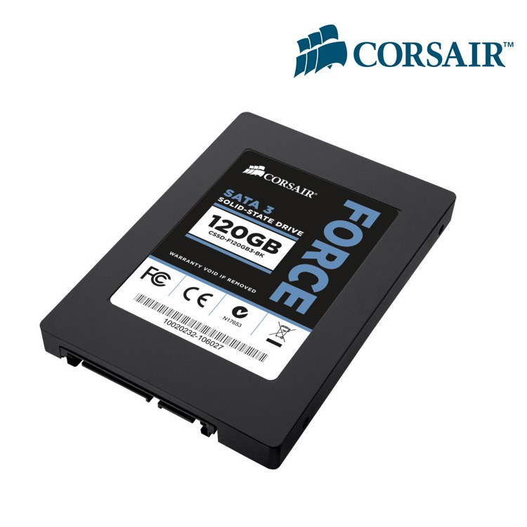 Disco Duro Maestro Ssd Corsair Force Series3 120gb Cssd-f120gb3
