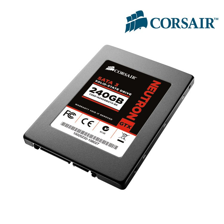 Disco Duro Maestro Ssd Corsair Neutron Gtx 240gb