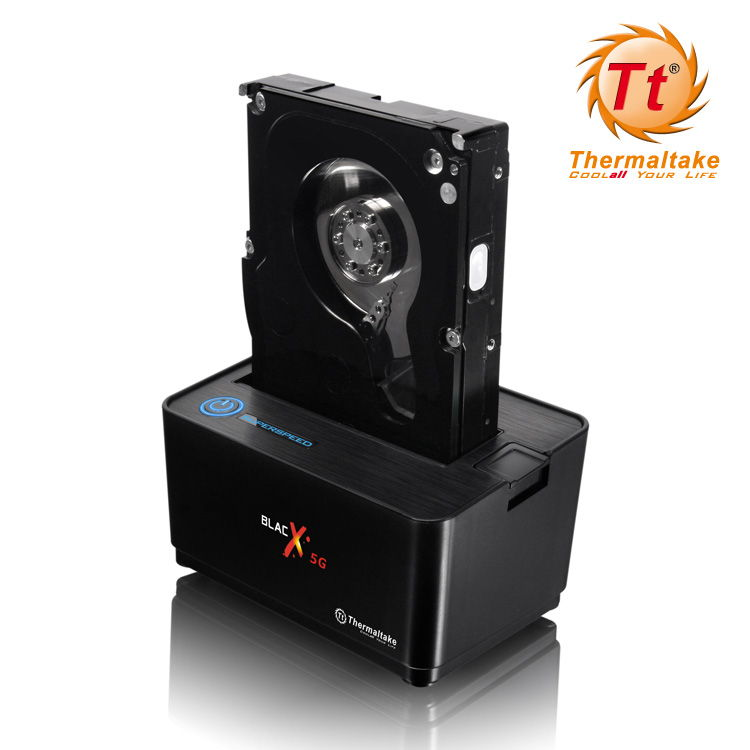 Docking Station Thermaltake Blacx 5g 3525 Usb30
