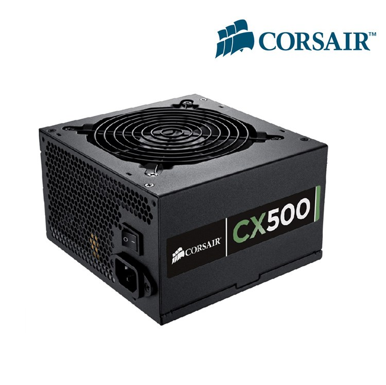 Ver Fuente CORSAIR Builder Series CX500W 80  Bronze