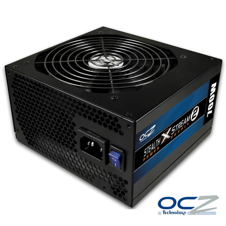 Fuente Ocz Stealhtx Stream2 700w 80plus