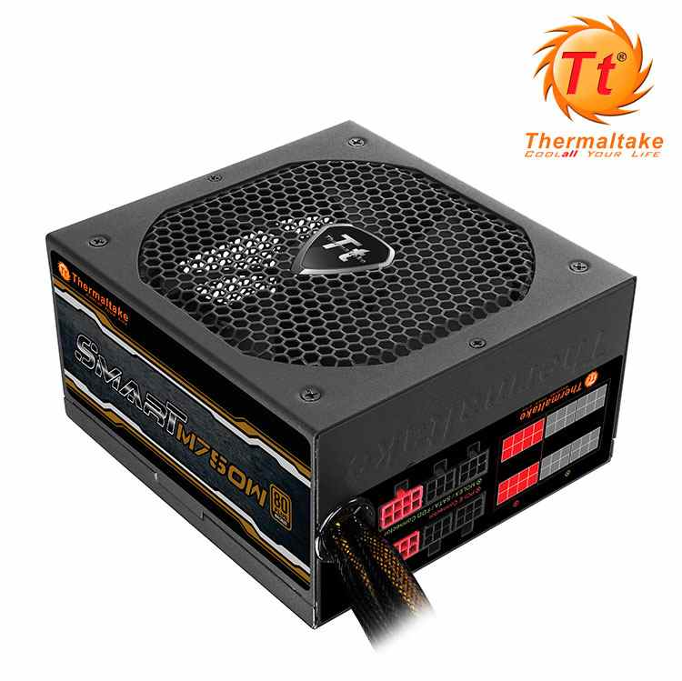 Fuente Thermaltake Smart Modular 750w 80  Bronze