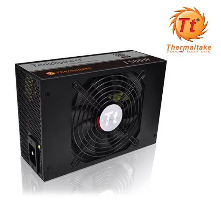 Fuente Modular Thermaltake Toughpower 1500w 80 Sil