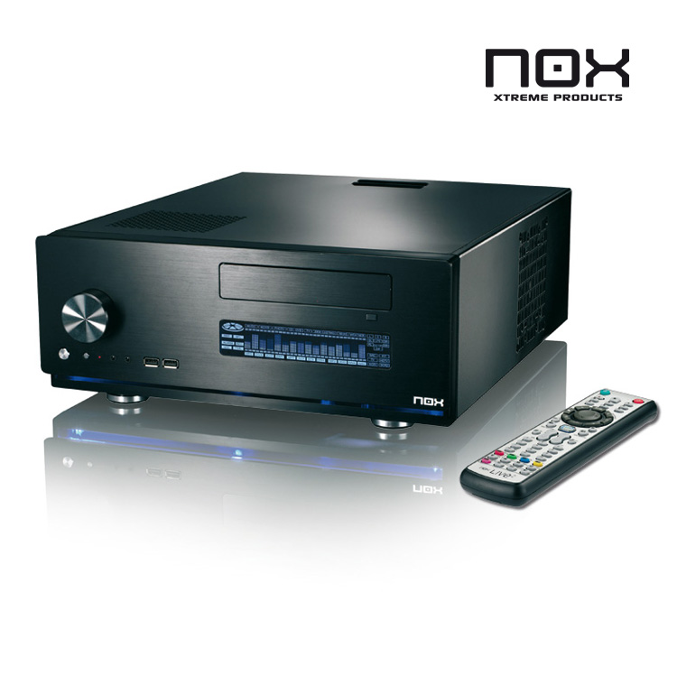 Htpc Nox Live Ii   Display Lcd   Imon