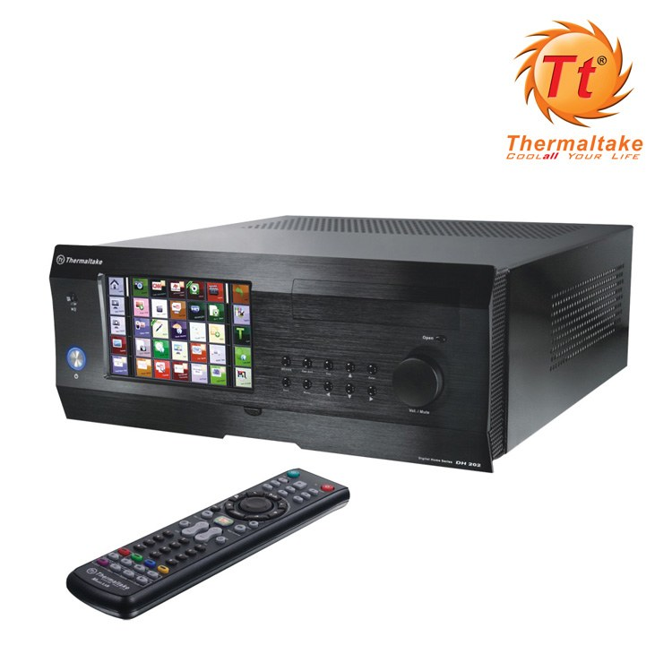 Htpc Thermaltake Dh202 Touch Lcd 7 Tactil
