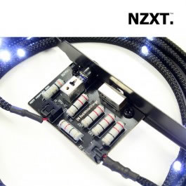 Kit Led Nzxt 100 Cm Blanco