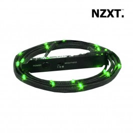 Kit Led Nzxt 100 Cm Verde
