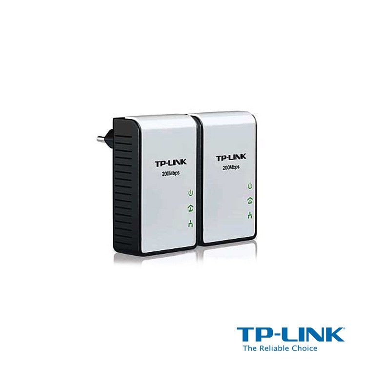 Kit Powerline Ethernet 200mbps