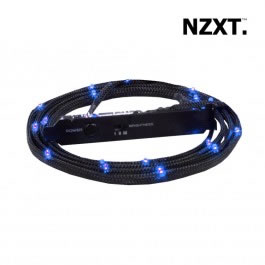 Kit Led Nzxt 100 Cm Azul