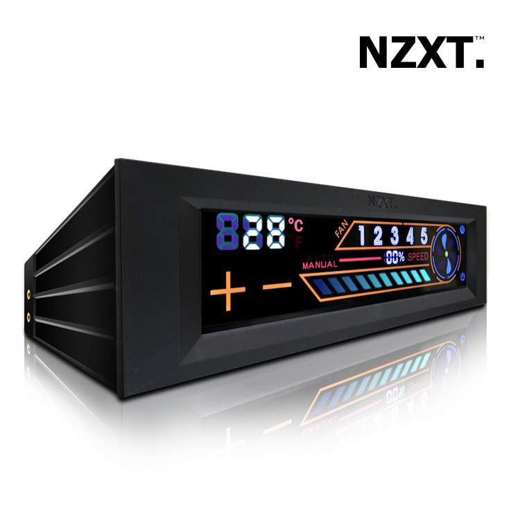 Panel Rpm Nzxt Sentry 2 Touch 525