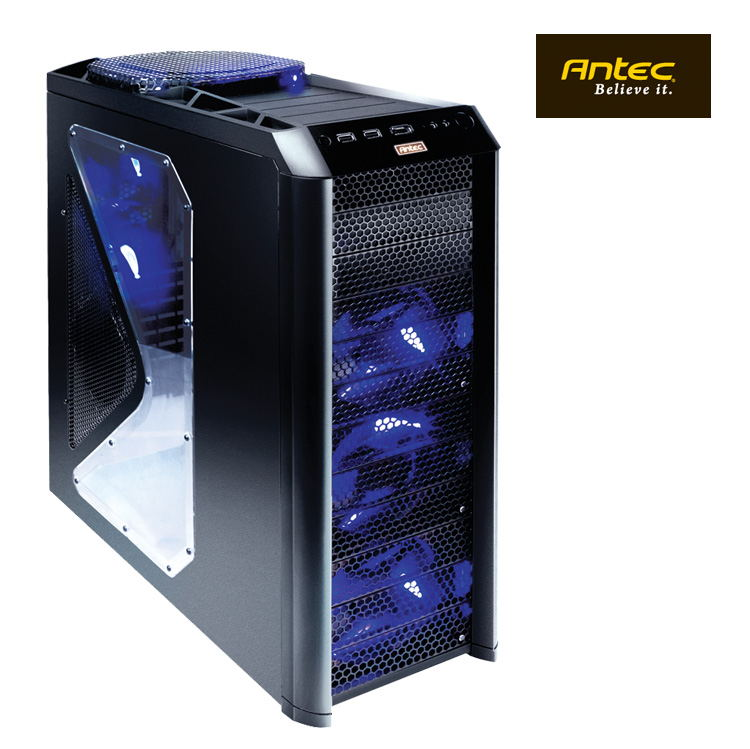Semitorre Atx Antec Twelve Hundred