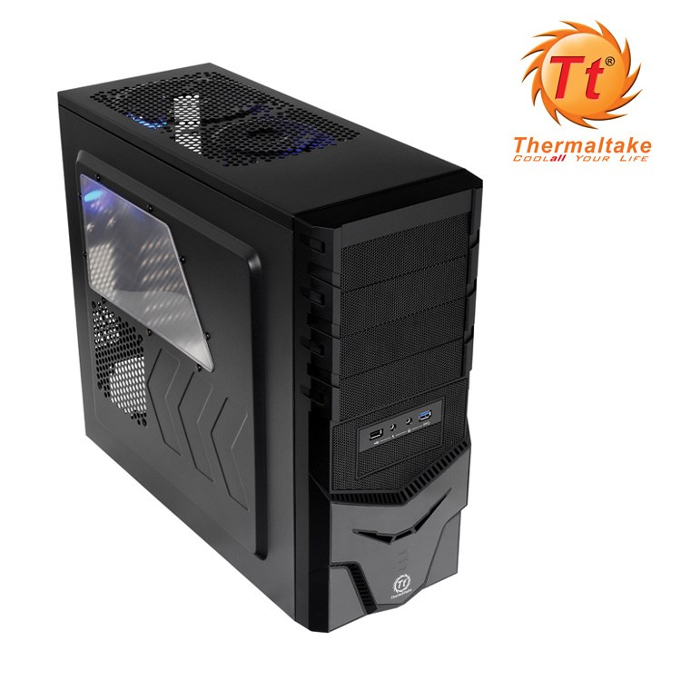 Semitorre Atx Thermaltake Spacecraft Vf-i Usb 30