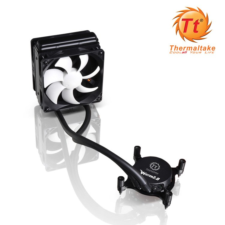 Sistema Rl Thermaltake Water 20 Performer 2x120mm