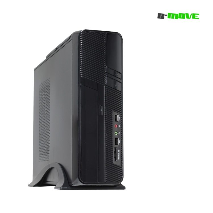 Ver Sobremesa m-ATX B-MOVE TRIM Card ReaderPSU 450W