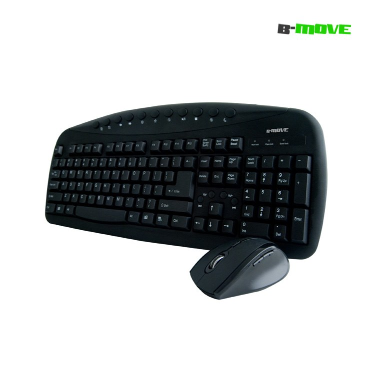 Teclado   Raton B-move Double Touch