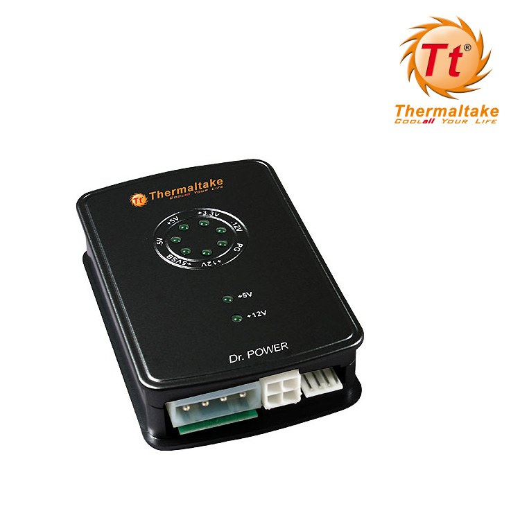 Tester Fuente Thermaltake Dr Power I