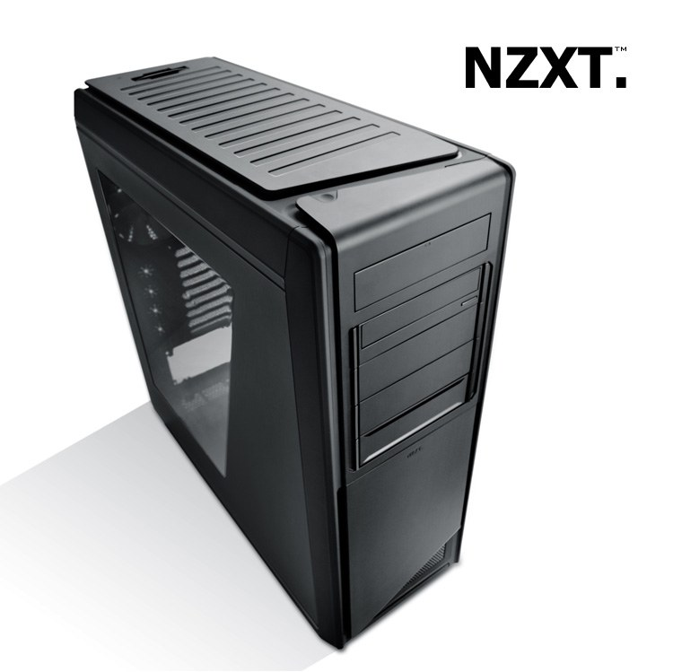 Torre Atx Nzxt Switch 810 Negro Mate