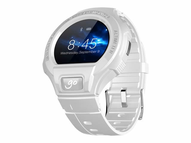 Ver ALCATEL GO WATCH SM03 BLANCO