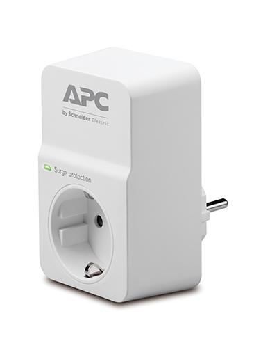 APC SurgeArrest 1AC outlet s 230V limitador de tension