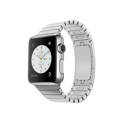 Ver APPLE WATCH 38MM ACERO CORREA ESLABONES