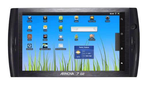 Archos Arnova 7 Tablet G2 4gb Eu