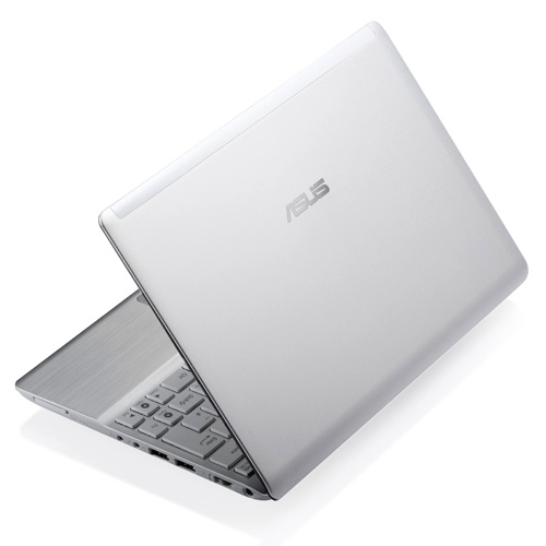 Asus Eee Pc 1018p-whi187s